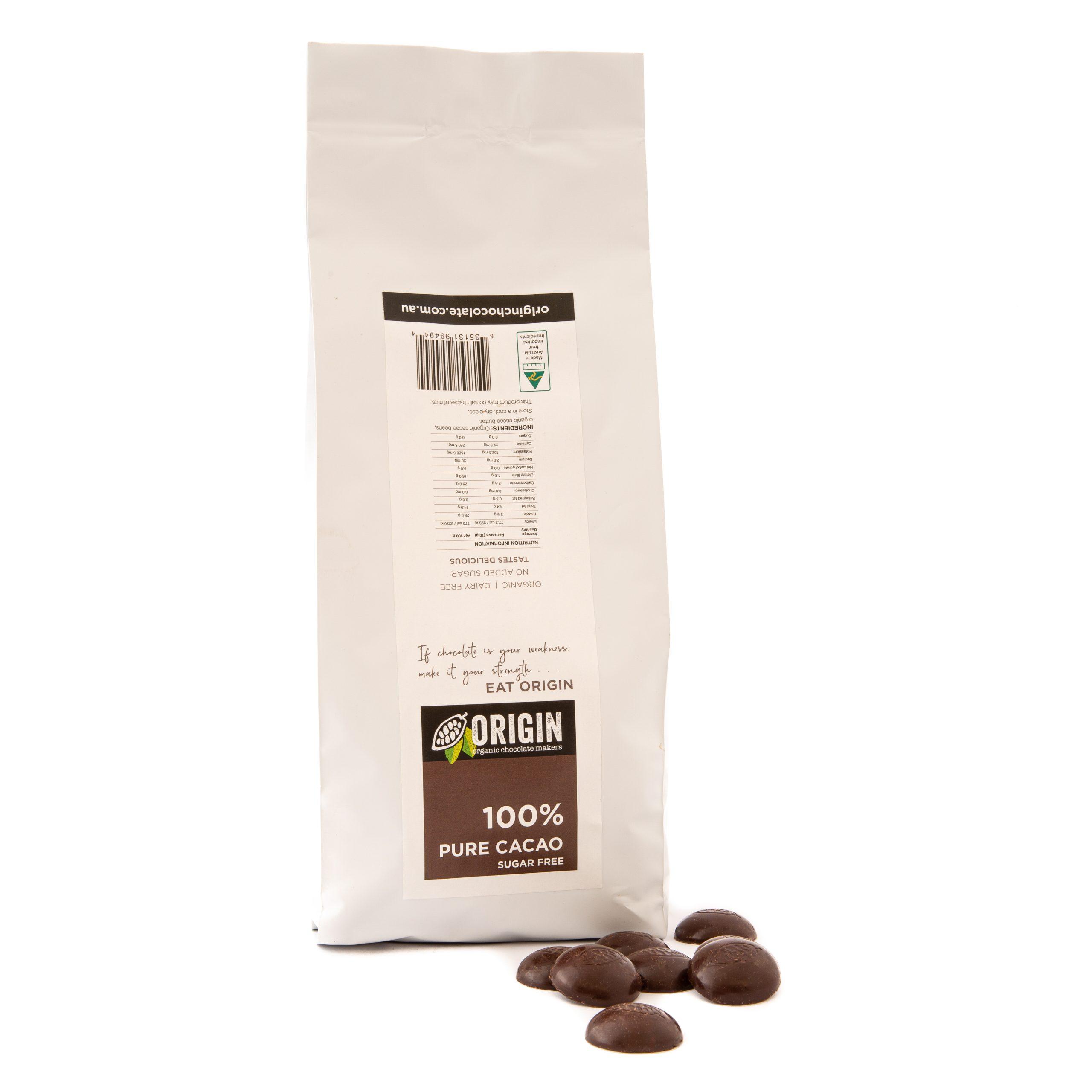cacao raw organic